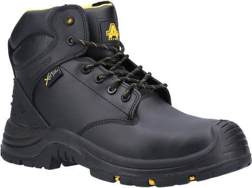 Amblers Safety AS303C Wrekin Metatarsal Safety Footwear Black